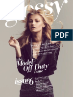 Glossy Magazine Issue 6 Preview