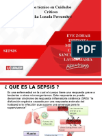 Sepsis Presentacion 1