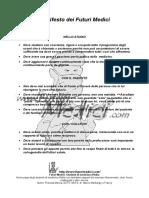 Manifesto Del Medico