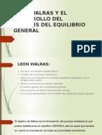 Leon Walras Original