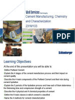 01 Cement Chemistry