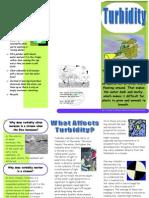 TURBIDITY Brochures