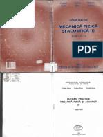Mecanica Fizica Si Acustica i - II v2
