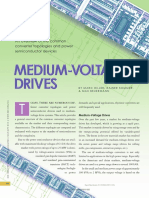 Medium Voltage Drives (IEEE IAM, 2010)