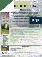 Help for Dirt Roads