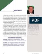 JPT SEPTEMBER 2010 - Drilling Management