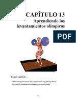 Levantamiento Olímpico Christian Thibaudeau