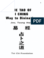 The Tao of Ching - Way to Divination - Tsung Hwa Jou (407p)