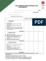 Determinarea Si Reevaluarea Gradului de Dependenta Casa Providentei (2)