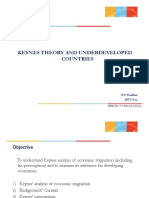 Keynes Theory