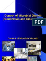 Control of Microbial Growth