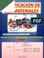 T-1.- Materiales. 1º Prod.