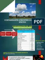 Contaminacion Del Aire Octavo Petroquímica