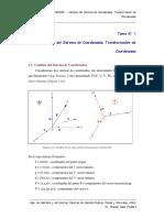 Tema 1a - Sistemas de Coordenadas