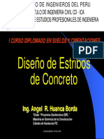 DISEÑO+DE+ESTRIBOS+DE+CONCRETO+ING+ANGEL+HUANCA+BORDA