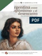 Argentina entre el optimismo y el desencanto