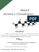 Tema 2 Alcanos y Cicloalcanos (Elier Galarraga)