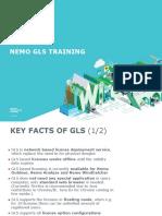 Nemo GLS v2.0 Training
