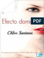 Chloe Santana - Efecto Domino