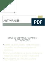 anti virales *farmacologia odontologica