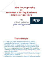 God Shiva Iconography in Kushana Kingdom of Gandhara