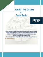 Small Yuezhi the Gurjars of Tarim Besin