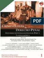 Criminología & Derecho Penal 1