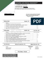 vcla test scores edited