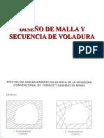 Diseño de Malla y Secuencia de Voladura2