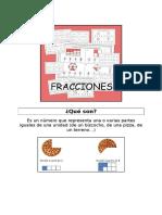 Las fracciones (4º de Primaria)