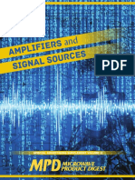 Amplifiers Signal Sources