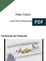Atlas Copco Long Hole