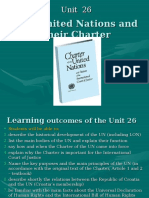Unit 26 - The Charter of the United Nations[1]