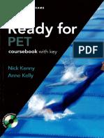 Ready for Pet-macmillian Exams