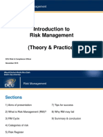 Risk Mgt Training Slides