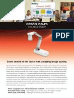 Epson Elpdc20