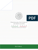 Programa Sectorial de Educacion 2013 2018 Web.compressed 1c