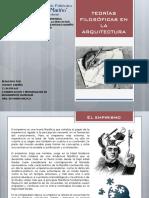 Teorías Filosóficas en La Arquitectura