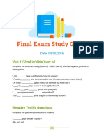 FinalexamStudyGuide.Level6