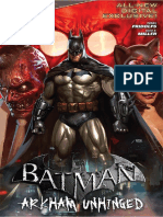 Batman - Arkham Unhinged 002 (2011)