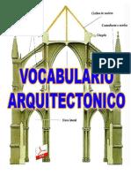 Vocabulario Arquitectonico
