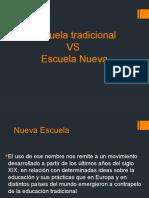 Tradicional vs Nueva