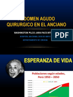 02.- Abdomen Agudo Quirurgico en El Anciano