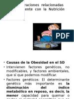 Consideraciones Relacionadas Con La Obesidad
