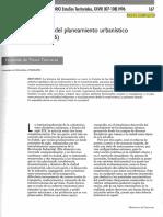 Terán Troyano - Evolución Del Planeamiento Urbanístico 1846 1996