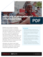 Ds Netsuite for Nonprofit Organizations