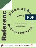 Referencial de Educação para o Desenvolvimento
