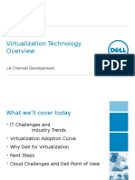 Virtualization Technology Overview