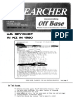 Peace Researcher Vol1 Issue21 Dec 1988
