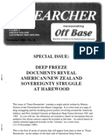 Peace Researcher Vol1 Issue25 Nov 1989